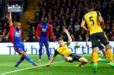 Crystal Palace 3-0 Arsenal PLAYER RATINGS as Wilfried Zaha ...