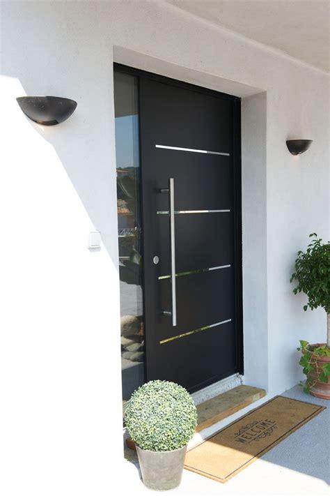 porte entree maison porte d entr 233 e aluminium cotim 11 par zilten deco lores