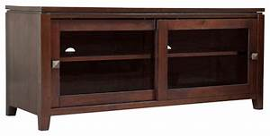 cosmopolitan 48 inches wide x 21 inches high tv stand in With 48 inch media cabinet