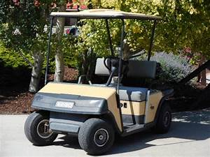 1992 Ezgo Ez4e Tan 36v Electric