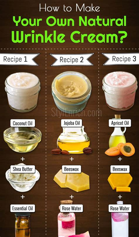 DIY Wrinkle Cream: How to Make Your Own Natural Wrinkle Cream?