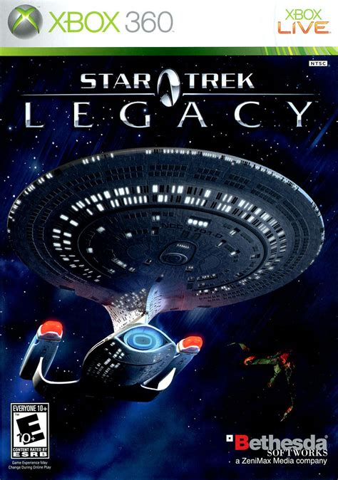 Star Trek Legacy Xbox 360 Review Any Game