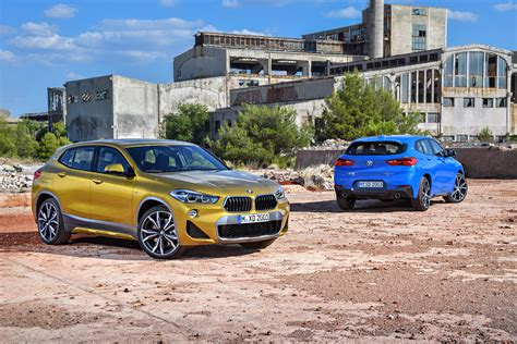Sporty Bmw X2 Revealed, Launches In March 2018 » Autoguide