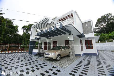 2260 Square Feet Double Floor Contemporary Home Design