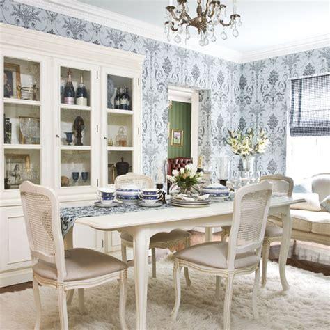 Dining Room Wallpaper Ideas  Ideal Home