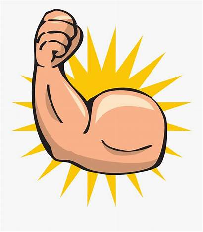 Strong Clipart Arm Muscle Stong Clipartkey