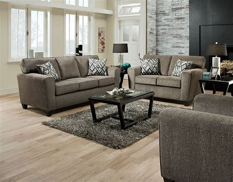 cornell cocoa sofa reviews american 3100 cornell pewter sofa loveseat