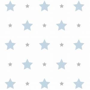 tapete sterne blau oliniki With markise balkon mit baby tapete sterne