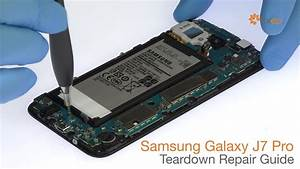 Samsung Galaxy J7 Pro Teardown Repair Guide