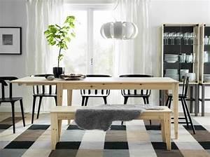 Banc Salle à Manger : tapis salle manger 50 id es pour choisir la forme ~ Teatrodelosmanantiales.com Idées de Décoration
