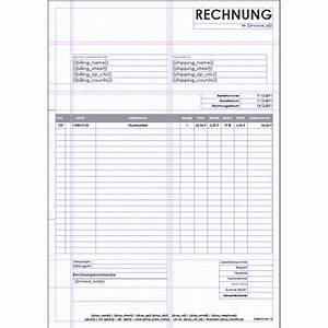 Layout Rechnung : invoice pdf pro windowinvoice invoice template german aromicon agentur ~ Themetempest.com Abrechnung