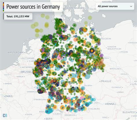energy deutschland wie deutschland seinen strom erzeugt carbon brief