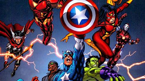 Heroes Of The Animated Wallpaper - the comic wallpapers 76