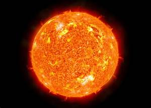 The Sun In The Solar System - Pics about space