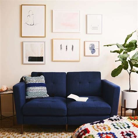 Mini Couches For by 12 Couches For Small Spaces That Are Actually Roomy