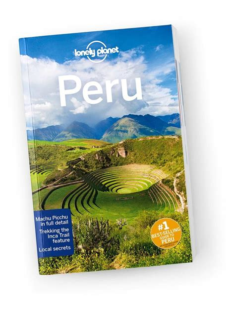 Peru travel guide - Lonely Planet Online Shop - Lonely ...
