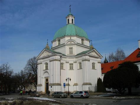 D Janina Warszawa Kościół Sakramentek Atrakcje Turystyczne