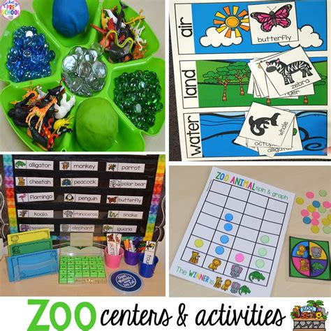 zoo centers and activities free desert activity 602 | Slide1