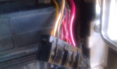 Kia Spectra Need Diagram Connector For
