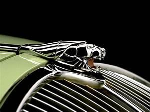 Jaguar Car Logo Wallpaper Hd