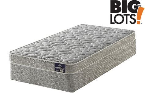 big lots mattress serta sleeper allerton firm mattress