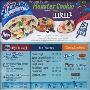 On Second Scoop: Ice Cream Reviews: DQ M&M's Peanut Butter ...