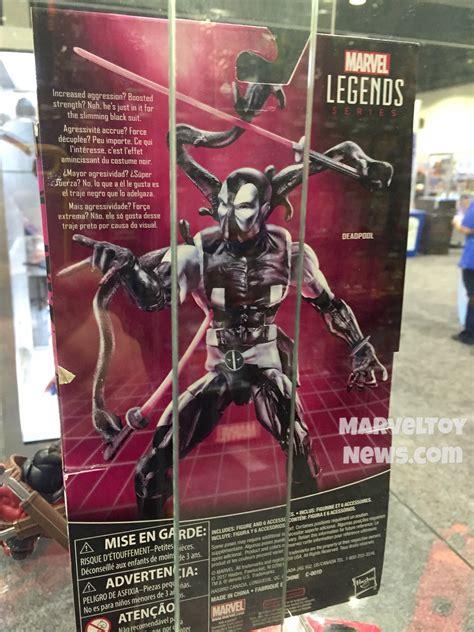 marvel legends back in black deadpool exclusive up for