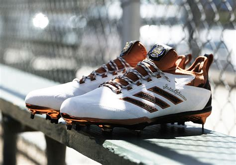 adidas jackie robinson day cleat pe sneakernewscom