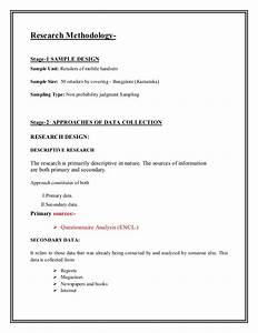research synopsis template - mba project report synopsis micromax updated