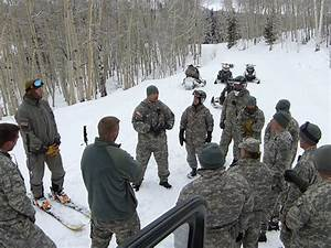 DVIDS - News - Colorado National Guard conducts Snow ...