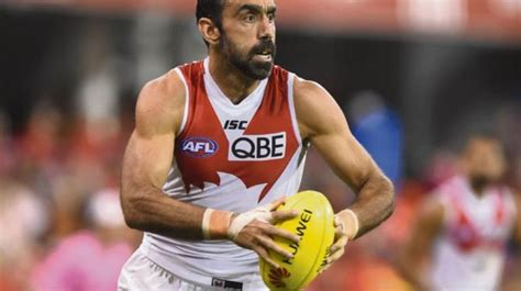 Quinn rooney/getty images after the game goodes was measured. How Australia failed Adam Goodes   Community News
