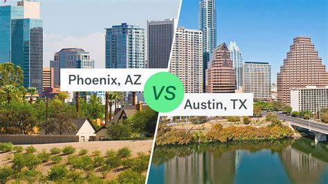 Local Love: What's better, Phoenix Real Estate Or Austin ...