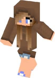 Cute Girl Minecraft Skins