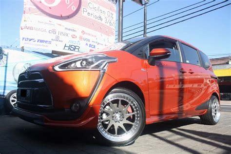 8 Konsep Modifikasi Toyota Sienta Otodrift