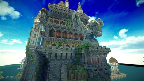 renaissance castle  minecraft project