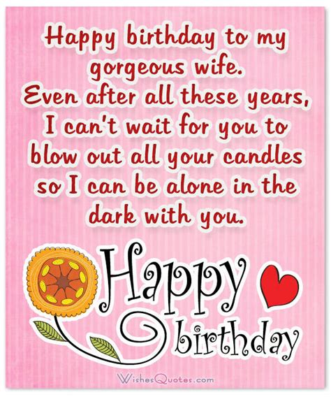 birthday wishes  wife romantic  passionate birthday messages wishesquotes