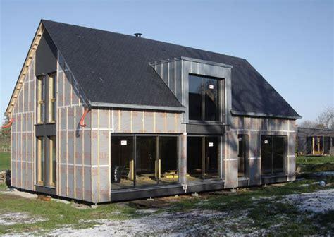 chambre hotes morbihan chaumezon autoconstruction d 39 une maison à ossature bois