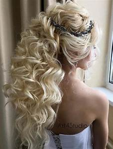 Wedding Hairstyles For Long Curly Hair Hair Styles