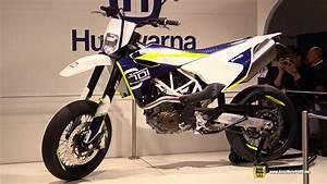 Husqvarna 701 Supermoto : 2015 husqvarna 701 supermoto walkaround 2014 eicma milan motorcycle exhibition youtube ~ Medecine-chirurgie-esthetiques.com Avis de Voitures