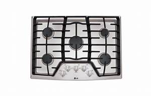 Lg Lcg3011st  30 Inch Gas Cooktop W   Superboil