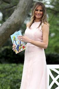 Melania Trumpu0026#39;s fashion-forward international travel style - TODAY.com