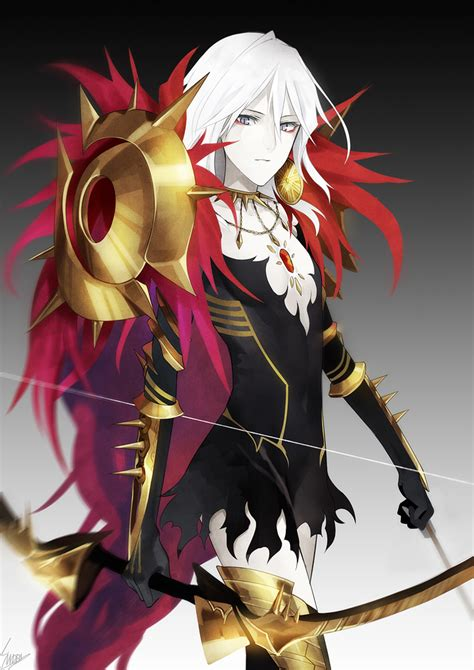 red lancer fateapocrypha zerochan anime image board