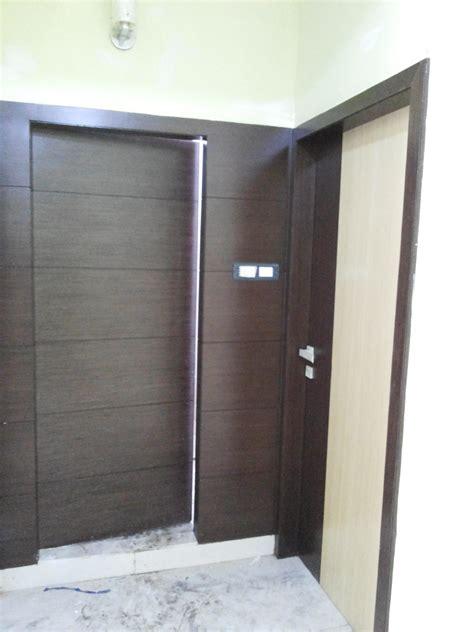 Beautiful Dark Brown Bedroom Door Design, Way2nirmancom