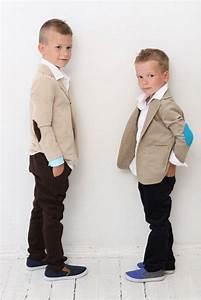 Boys blazer Boys Wedding outfit Baptism Ring bearer suit Tan Sweatshirt jacket with elbow ...
