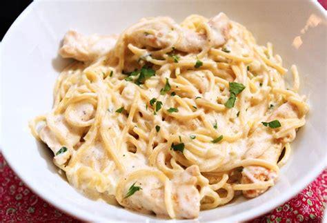 recette avec boursin cuisine poulet et pâtes au boursin avec cookéo plat et recette