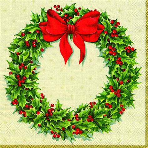 christmas holly wreaths xmasblor