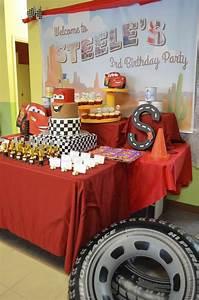 Lighting Mcqueen Birthday Party Ideas Lightning Mcqueen Birthday Party Ideas Cars Birthday