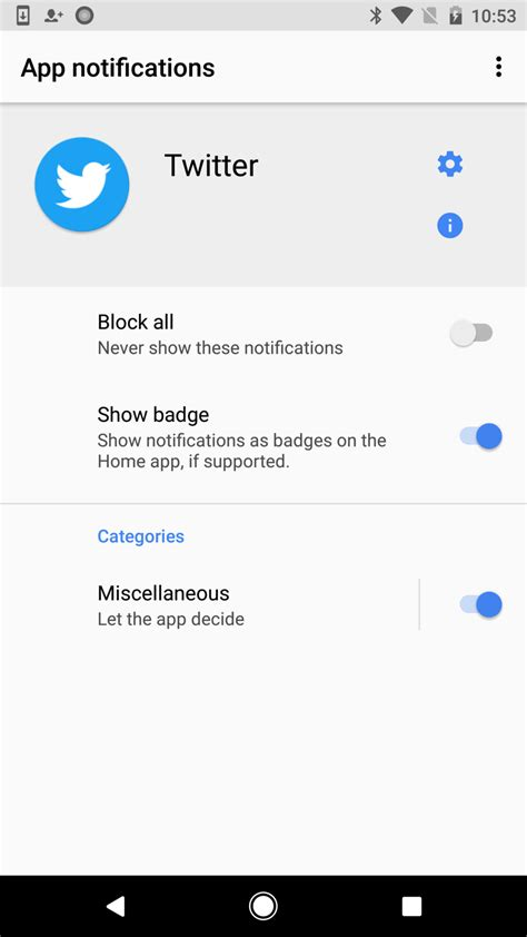android notification badges android o feature highlight notification badges
