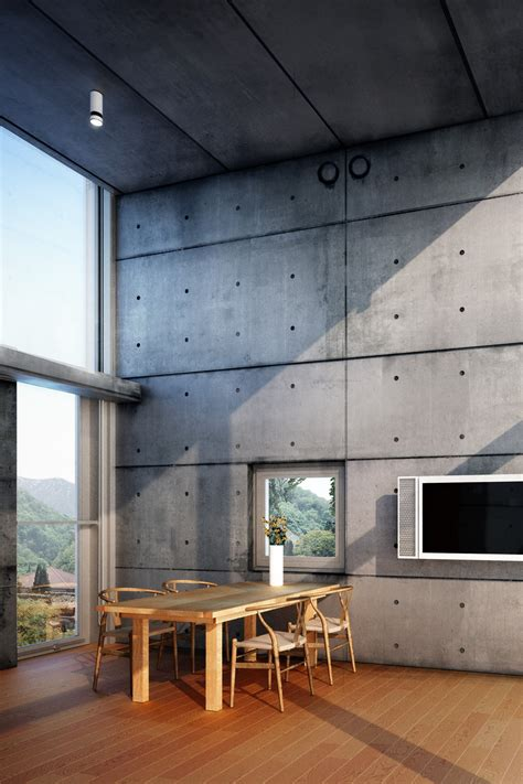 ando 4x4 house architizer