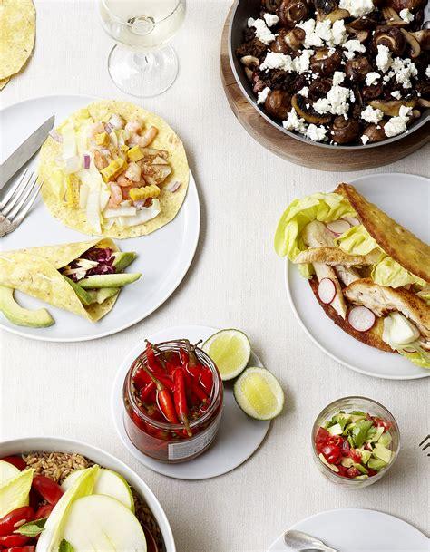 mytf1 fr recettes de cuisine recettes de tex mex à table